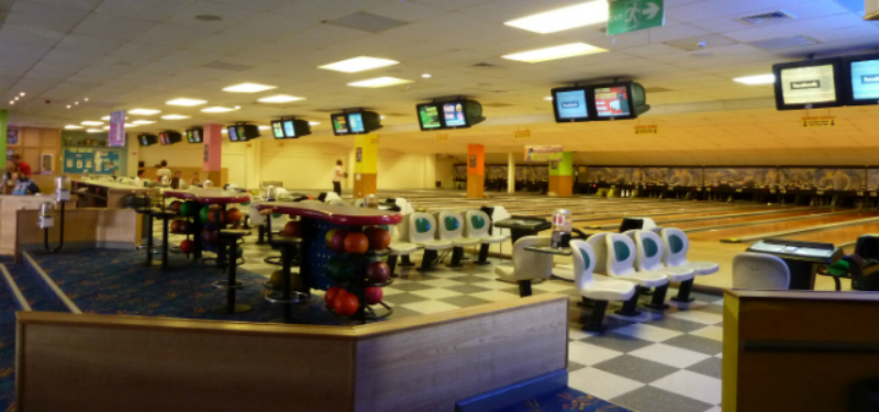 Bowling Alley 3